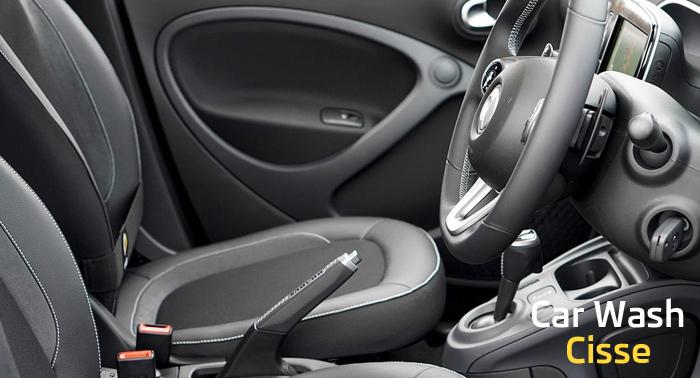 ¡Tu coche como nuevo! Limpieza exterior a mano e interior en Car Wash Cisse