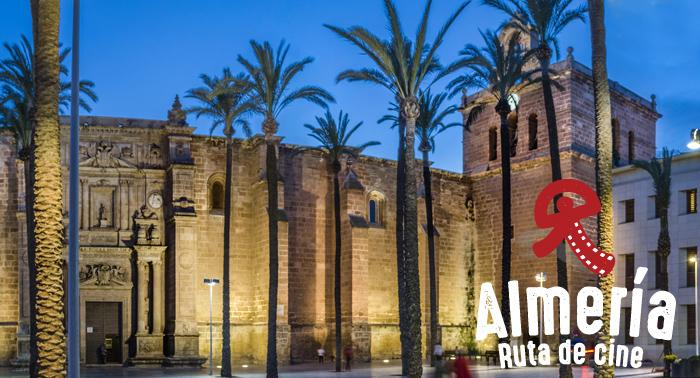Ruta Guiada Almería de Cine + degustación gastronómica de tapa XL + Bebida