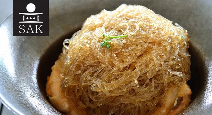 Menú Temático para 2 Disfruta del auténtico sabor Gourmet en Sak Delicatessen.