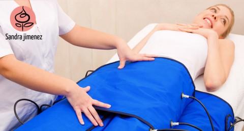 ¡El cuerpo que siempre has querido! 3 Sesiones de Electroestimulación+ Lipoláser + Presoterapia