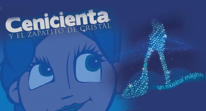Un mágico musical benéfico infantil se estrena en Jaén: Cenicienta y el Zapatito de Cristal