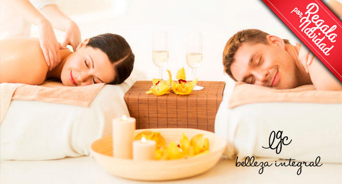 ¡Un dulce momento de relax! Masaje con Crema de Chocolate o Piedras Calientes