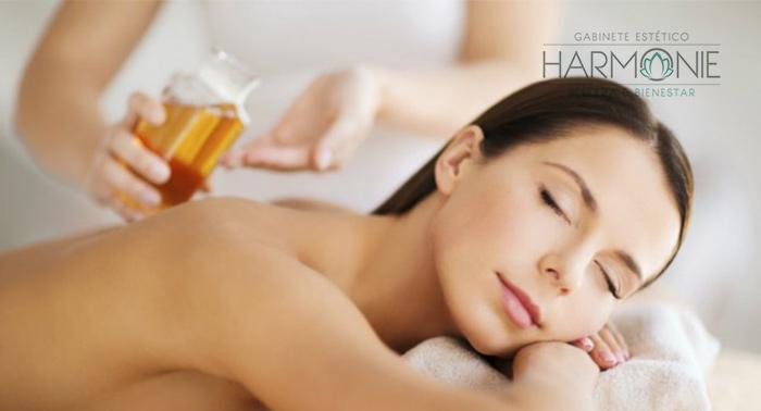 Siéntete genial después de las Vacaciones con este Pack de 3 masajes Relax