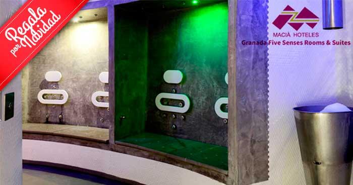 Circuito Spa con Opción a Masaje + Cóctel de Cava ¡Regala en Navidad relax y bienestar!