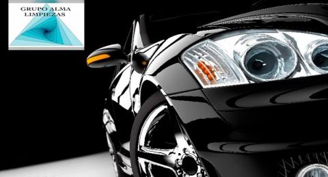 Lavado Interior + Exterior + Encerado ¡Tu coche resplandeciente como el primer día!