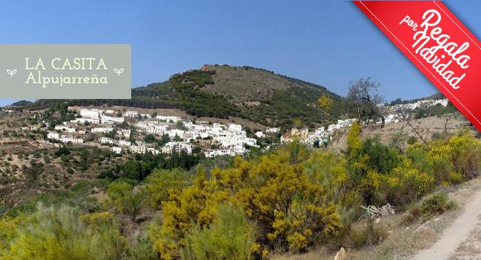 Escapada en pareja o familiar a La Alpujarra: 2 Noches de Alojamiento + Desayuno