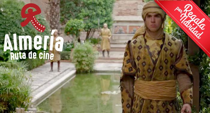 Navidad de cine: Ruta Guiada Almería de Cine + degustación gastronómica de tapa XL + Bebida