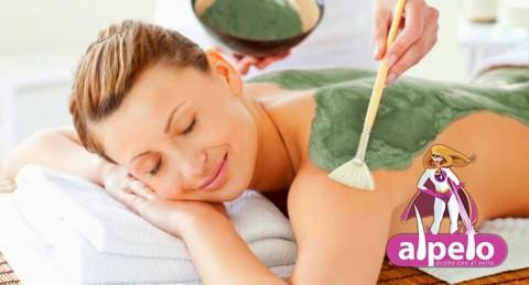 Esta Navidad descubre una nueva experiencia de Belleza y Bienestar: masaje detox con envoltura