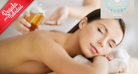 Esta Navidad regala este masaje relajante de 30 o 50 min ¡Puro Relax!