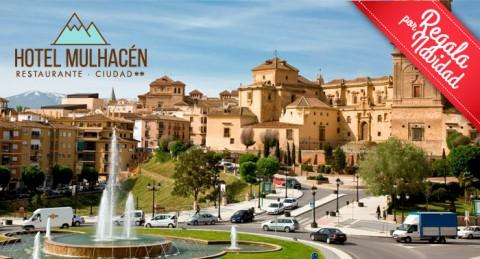 ¡Descubre Guadix en Navidad! Alojamiento + Visita a Quesería para 2 personas