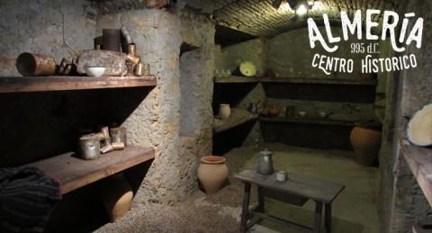 Ruta guiada Refugios y Centro Histórico de Almería + Consumición