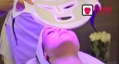 ¡¡Quítate años de encima!! Tratamiento facial rejuvenecedor de Natura Bissé + Máscara LED