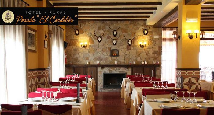 Hotel rural con encanto en Cazorla para 2: Alojamiento + Tapeo de Bienvenida