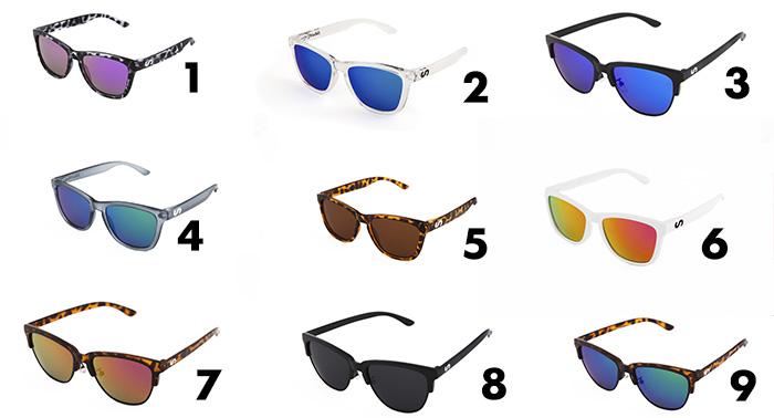 3x1 en gafas de sol o 2x1 en relojes  + Envío a domicilio GRATIS. ¡Marca estilo con ShotGun!