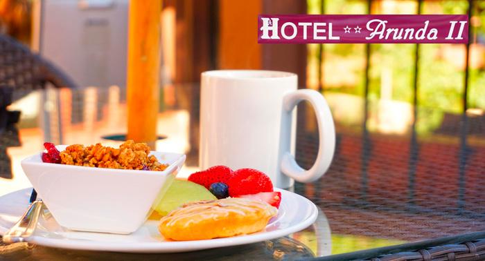 Escapada a Ronda: 2 noches de Alojamiento + Desayunos para 2 personas
