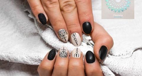 ¡Tus manos más bellas que nunca! Manicura permanente con opción a esmaltado artístico