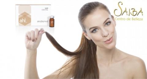 Hair Loss Treatment de Anubismed: ¡Frena la caída del cabello y fortalécelo como nunca!
