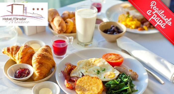 Regala una escapada a Montoro, Córdoba: Noche de Hotel y desayunos: 45€!!