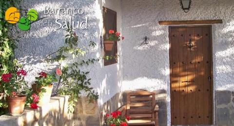 La Alpujarra granadina: 2 ó 3 días + Visita Bodega y Cata + Sesión Sauna y Jacuzzi y mucho más