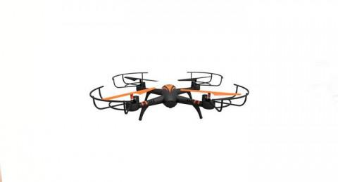 Tu vista en el cielo con el DRONE MIDRONE SKY 120 HD 720P 33X33