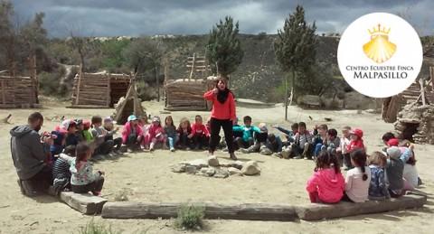 Campamento en plena naturaleza para niños de 5 a 15 años ¡Diversión asegurada!