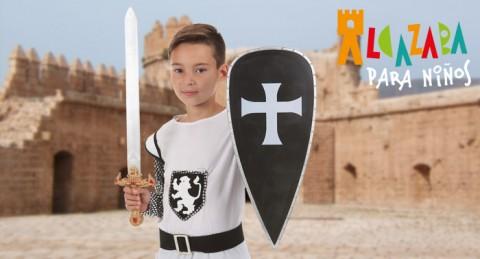 Diversión e historia para los peques: Ruta Guiada por la Alcazaba para niños