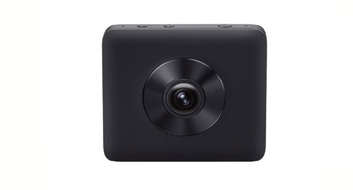 Graba 360º en el agua y en el aire: Camara Video Xiaomi MI Sphere Camera Kit