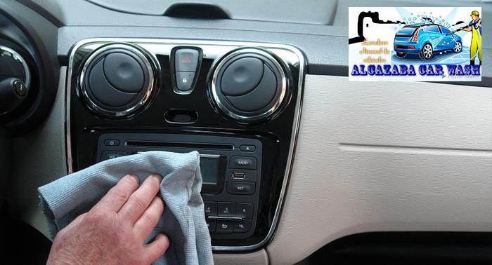 ¡¡Tu coche impecable!! Lavado Interior + Exterior + Encerado y opción pulido faros