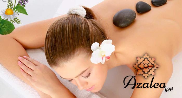 Los mejores cuidados masaje corporal de 30 o 60 minutos + té ecológico