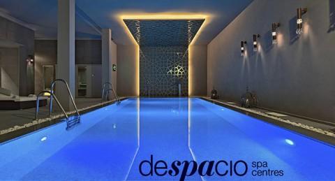 ¡¡A relajarse!! Para 2: Circuito de Agua + Acceso a zona relax con jacuzzi, con opción a masaje