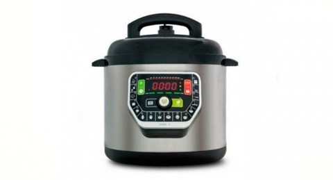 Cocina rápido y fácil: OLLA PROGRAMABLE A PRESION GM MODELO G 6L