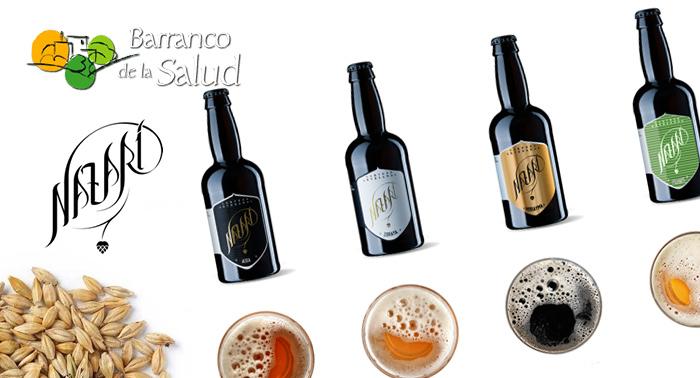 2 Noches en La Alpujarra Granadina + Curso Elaboración Cerveza + Barbacoa desde 75€/pers