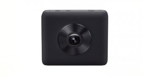 Graba panorámica 360º: Camara Video Xiaomi MI Sphere Camera Kit
