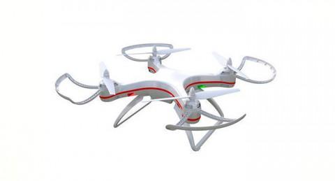 El cielo es tuyo con el Drone Ninco Air Quadrone Stratus