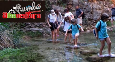 Senderismo acuático y Trekking por las Canales de Padules ¡Unete a Rumbo Alhaventura!