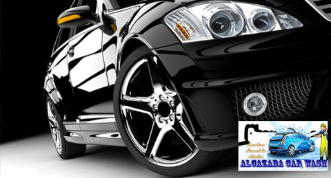 ¡Tu coche impecable! Lavado Interior + Exterior + Encerado y opción pulido faros