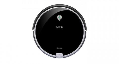 Deja tu casa impecable y reluciente sin ningún esfuerzo con el Robot Aspirador iLIFE A6
