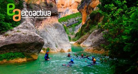 ¡Una experiencia única y de aventura máxima! Barranquismo en Castril o en La Bolera (Cazorla)