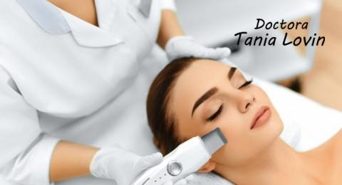 Cuida y rejuvenece la piel de tu rostro con 1 o 3 sesiones de Radiofrecuencia Facial