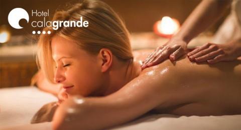 ¡Olvida la depresión post verano! Circuito + Tratamiento corporal en Hotel Spa Cala Grande****