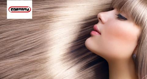 ¡Repara tu pelo! Tratamiento Alisador de Keratina en Cortatu Estilistas
