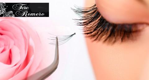 Regala una mirada definida e irresistible con las Extensiones de Pestañas de Seda Natural