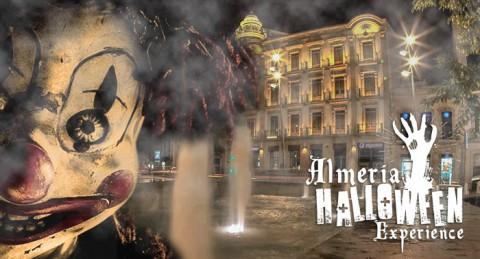 Ruta Almería Halloween Experience, vive una noche terrorífica llena de historias y sorpresas.