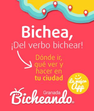Descubre la App Bicheando Granada