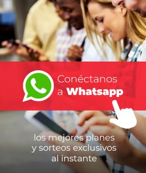 Conectate por whatsapp a Emociom