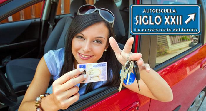 Sácate el carnet de conducir sin quitarle tiempo a tu ocio, en la Autoescuela Siglo XXII