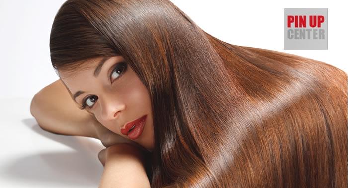 ¡Cuida tu cabello! Lavar, cortar, secar e hidratación en la Peluquería Pin Up Center