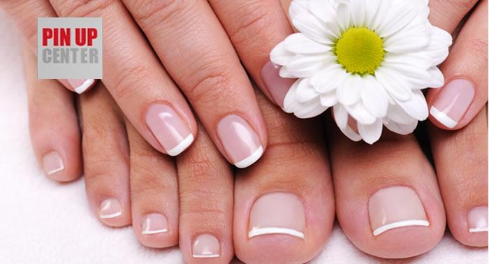 Consigue unas manos perfectas, con un esmaltado permanente de uñas en Pin Up Center