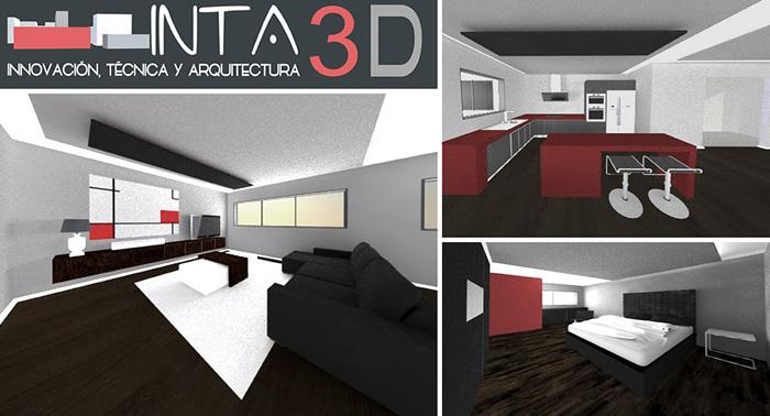 Dale un cambio de imagen a tu hogar o local desde sólo 45€ con Inta3D. El regalo mas original!!!