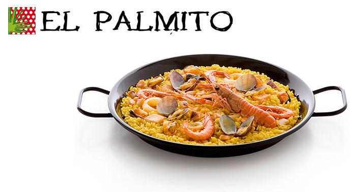Disfruta de una rica paella en la playa de las Salinas por sólo 7€/per en Peña Flamenca el Palmito